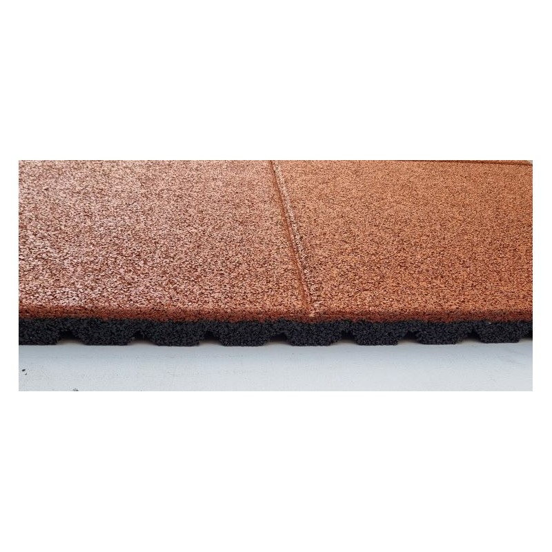 Premium Fallschutzmatte GRETA 1m² 42mm