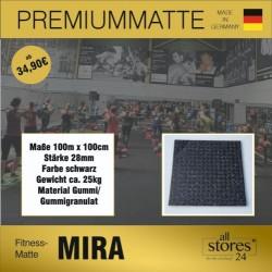 Premium Fitnessmatte MIRA 1m²